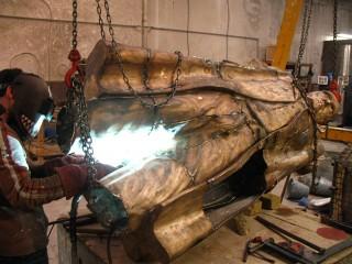 Bronze art 020
