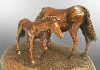 Horse and Foal 1 (2)