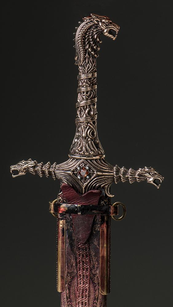 Jamie Lannisters Oathkeeper Bronzeart Ie