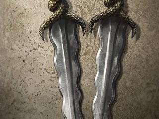 Snake Daggers