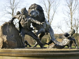 David Livingstone Centre.Angus Bremner 2005.National Trust for Scotland.