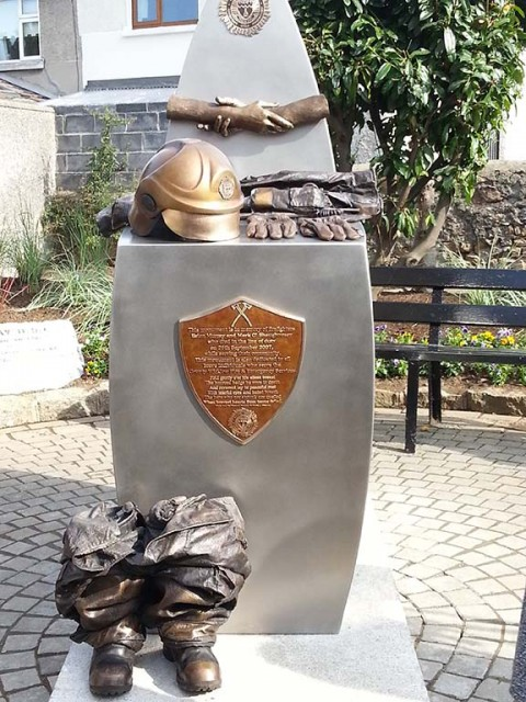 Bray Fire Fighters Memorial
