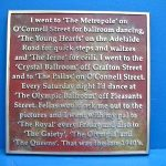 DUBLIN STORIES PLAQUE (3)