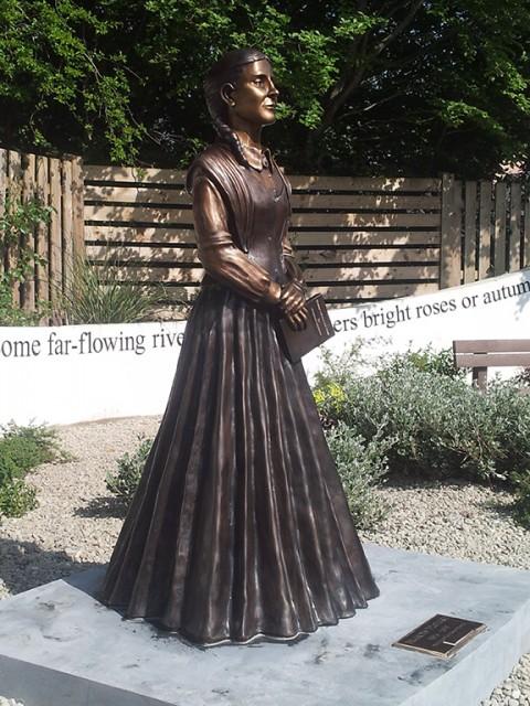 Francis Browne Blind Poetess (3)