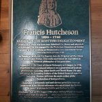 Francis Hutcheson Plaque