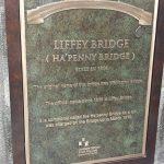 Hapenny Bridge Plaques 1