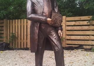 Isaac Butt Figure