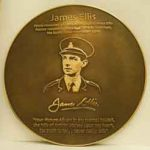 James Ellis Plaque