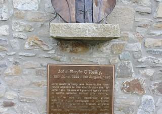 John Boyle O'Reilly Bust No 2 (4)