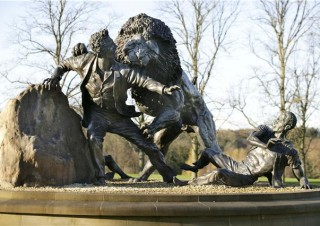 Livingston and the Lion