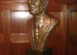 Michael Yeats Bust