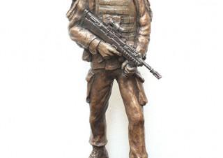 RIR Soldier