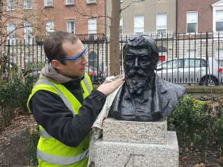 4 George Russell Restoration at Merrion Sq